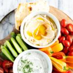 how to serve veggies to kids - pinterest