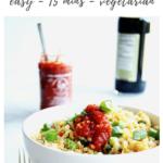 Easy Cauliflower Fried Rice recipe - pinterest
