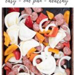 sausage and pierogie recipe - pinterest