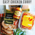 chicken and vegetable curry TJs recipe - pinterest
