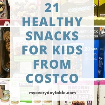 21 healthy snacks for kids from costco