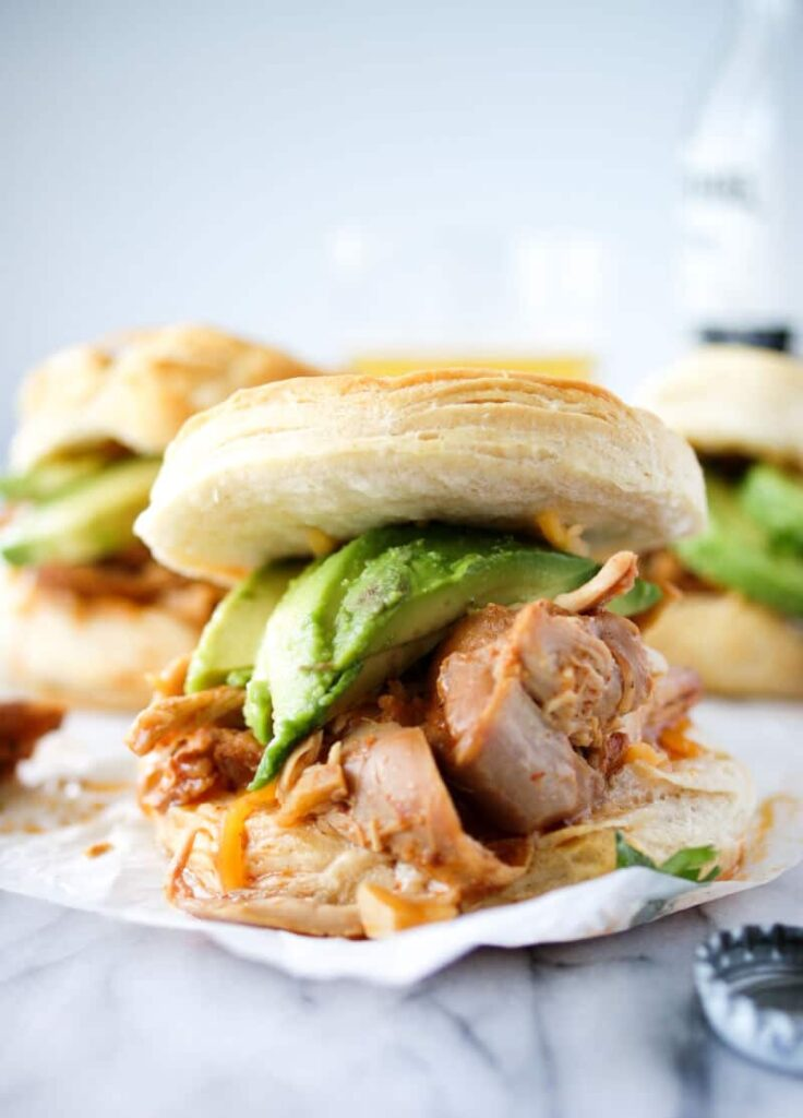 slow cooker chipotle chicken