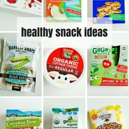 healthy snacks for toddlers | anutritionisteats.com