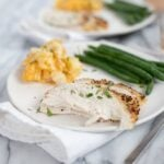 tturkey breast in instant pot with sides