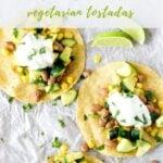 summer tostadas - pinterest